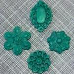 Set of 4 pieces of FDA appr..
